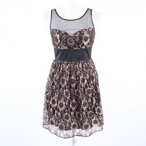 Tracy Reese black A-line dress 2
